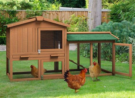 [click]homemade Diy Chicken Coop Plans - How To Make A Chicken Coop.